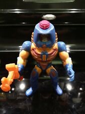 Vintage MOTU Masters of the Universe - Man-E-Faces Figure He-Man 100% Complete!