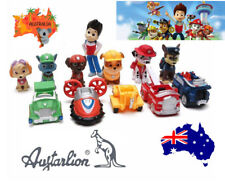 12PCS Paw Patrol Puppy Rescue Character Toys Action Figure Figurine Cake Topper