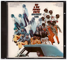 Sly & The Family Stone - Greatest Hits CD Japanpressung