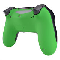 Custom Green Back Housing Shell Case Replacement Kit for PS4 Slim Pro Controller