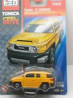 NEW 1/64 Toyota FJ Cruiser HOT DIECAST MODEL TOMICA JAPAN TAKARA TOMY TCD 32