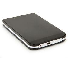 "Caja Externa Carcasa para Disco Duro 2.5"" USB 3.0 SATA Color Negro"
