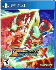 Mega Man Zero/ZX Legacy Collection -- Legacy Edition (Sony PlayStation 4, 2020)