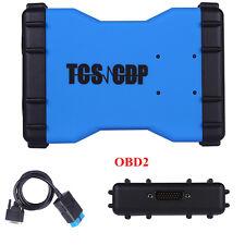 TCS CDP PRO VCI+ OBD2 OBD Ⅱ Car &Truck Diagnostic Tool Set Bluetooth with Keygen