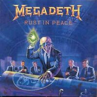 Megadeth - Rust In Peace [CD]