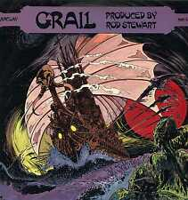 "GRAIL ""S/T"" ORIG FR 1970 MONSTER UK PROG (R.STEWART PROD.)"