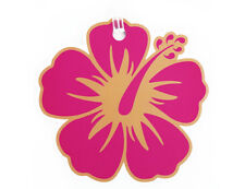 Bright Star Kids Flower Design Backpack Tag for School - Childrens Bag / Luggage