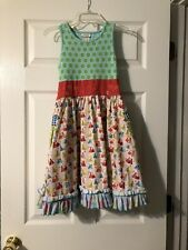 Matilda Jane Dress, Size 10 Read!!!