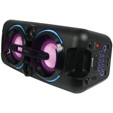 DGTEC Boom Boom Speaker with Bluetooth/Karaoke/USB/FM Radio/MIC/AUX Rechargeable