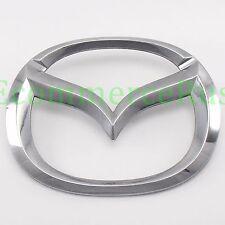 00 01 02 03 04 05 06 Mazda MPV Logo Liftgate Emblem Rear Nameplate Mascot Badge
