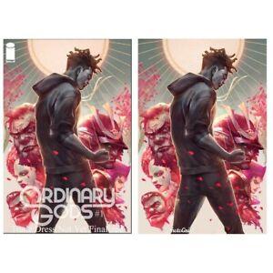 Ordinary Gods #1  Ivan Tao 2 Book Virgin Trade Variant Set PRESALE