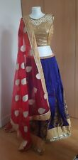 Bollywood designer lengha