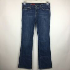 AG Adriano Goldschmied Women's Jeans Size 27 The Angel Medium Wash Boot Cut