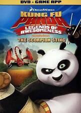 Kung Fu Panda: Legends of Awesomeness - DVD