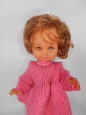 Bambola anni 75 morbida carolina tutta ciccia  vestito lana furga ? migliorati ?