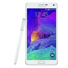 Samsung Galaxy Note 4 4G LTE GSM N910A Factory Unlocked Phone For parts AS IS