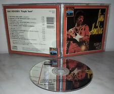 CD JIMI HENDRIX - PURPLE HAZE