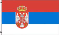 3x5 Serbia Flag Serbian Republic Banner Balkan Pennant