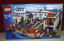 Lego City 7642 City Große Autowerkstatt, Garage, OBA, OVP, BOX, TOP!