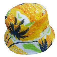 Mens Ladies  Bush Bucket Boonie Hat Festival Fishing Summer Sun Beach Hat Cap