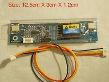 "UNIVERSAL INVERTER 10V-28V 2 Lamp Fro 15-24"" CCFL LCD  Widescreen MONITOR #8"