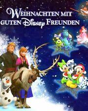 TOP +++ REWE Sticker Weihnachten mit guten Disney Freunden 50 Stück aussuchen ++