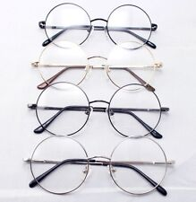 46mm Round Vintage Eyeglass Reading Glasses Reader +1 +1.5 +2 +3 +4