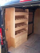 CITROEN RELAY Ply Van Racking Shelving Storage