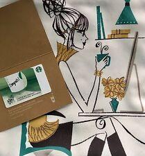 "Starbucks Gift Card Co-Branded ""CONGRATS "" COLLECTABLE & No Cash Value"