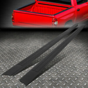 FOR 14-20 TOYOTA TUNDRA 6.5 FT OE STYLE BED RAIL CAP MOULDING SIDE TRIM PANEL