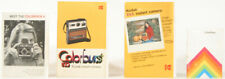 Polaroid+Kodak Instant Camera Manuals 4 Books