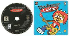 UM JAMMER LAMMY - PLAY STATION - DEMO - USA - RARE