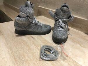 Adidas Originals X Jeremy Scott Teddy JS Bear Limited Edition Men Shoes Sz US 6