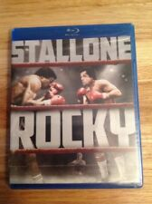 Rocky (Blu-ray Disc, 2015, 40th Anniversary Edition)NEW Authentic US RELEASE