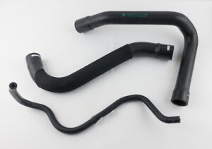 SET OF 3 NEW GENUINE COOLANT HOSES TO FIT ALL BMW S1000RR MODELS