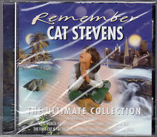 CD 24T REMEMBER CAT STEVENS THE ULTIMATE COLLECTION BEST OF 1999 NEUF SCELLE