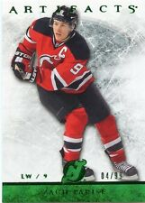 12/13 UPPER DECK ARTIFACTS EMERALD GREEN #99 ZACH PARISE 04/99 DEVILS *33757