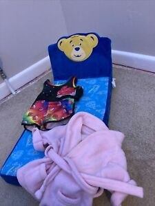 build a bear bed/chair and clothes