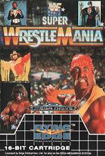 ## WWF: Super WrestleMania - SEGA Mega Drive / MD Spiel - TOP ##