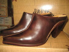 Charlie 1 Horse I6134 brown Mule Size 9.5 B NEW