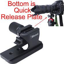 Quick Release Plate Support fr Nikon AF-S 70-200mm f/2.8G ED VR & II Lens Collar