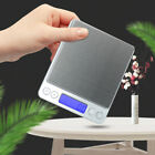 3000g/0.1g Mini Digital Scale Jewelry Coin Kitchen Food Weighing Tool & Tray photo