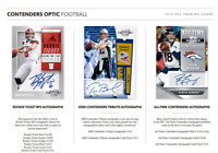 2018 PANINI CONTENDERS OPTIC FOOTBALL PICK YOUR PLAYER (PYP) 1 BOX BREAK #2