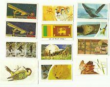 Tea Cards, Various x 14
