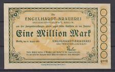 Berlín-Engelhardt-cervecería AG - 1 millón de mark (1624)