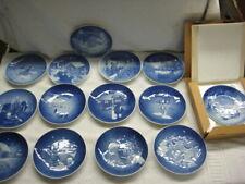 New ListingBing & Grondahl – Plate Lot of 14 Plates