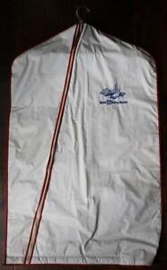1970s Era Orlando, Florida Walt Disney World vinyl zippered garment bag-SCARCE!