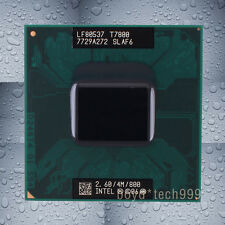 Intel Core 2 Duo T7800 CPU 2.6 GHz 800 MHz Socket M, Socket P