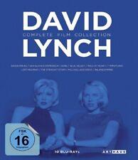 DAVID LYNCH/COMPLETE FILM COLLECTION/BLU-RAY   10 BLU-RAY NEU