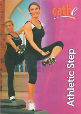 CATHE FRIEDRICH STS CARDIO ATHLETIC STEP DVD NEW SEALED WORKOUT EXERCISE FITNESS